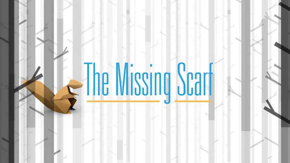 the missing scarf 5